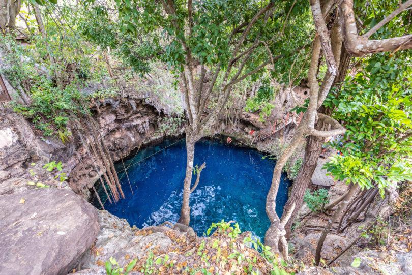 Cenote Mucuyche