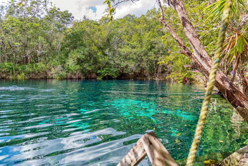 Cenote Carwash Aktun Ha